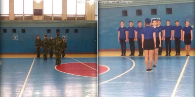 Второй этап военно-патриотического марафона «Будь готов!»