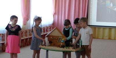 Городская педагогическая экспедиция по адресам ППО