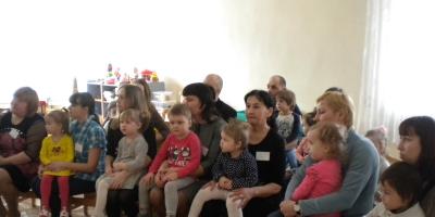 Семинар-практикум для родителей в рамках Городского проекта «Шаг вперед»