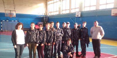 2 этап военно-патриотического марафона «Будь готов!»
