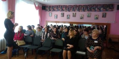 Заключительное занятие городского  постоянно действующего семинара «Психолого-педагогическое сопровождение детей с СДВГ в условиях ДОУ»