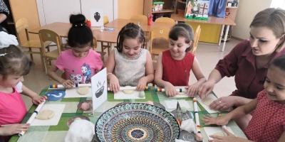 Продолжается работа по воспитанию толерантности у детей дошкольного возраста
