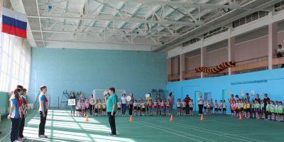 Спартакиада по летним видам спорта среди детей дошкольного возраста