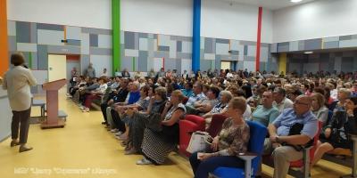 Секции педагогов муниципальных образовательных учреждений в рамках августовской педагогической конференции