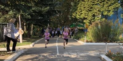 Городская Спартакиада дошкольников по легкоатлетическим видам спорта