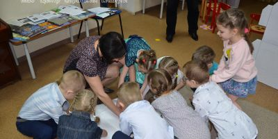 Семинар «Аэрокосмическое образование детей дошкольного возраста в условиях ДОУ на основе краеведения»