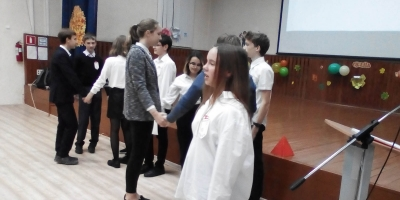 Межшкольная игра «Звездными тропами Циолковского 2018»