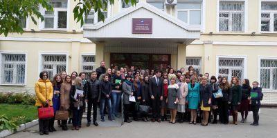 Торжественное поздравление  молодых учителей с Днём учителя